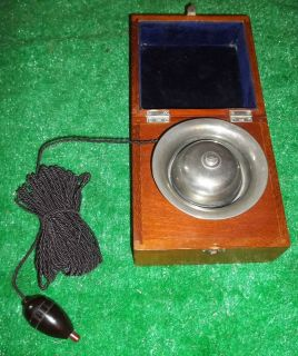 ,VINTAGE,HIGH,QUALITY,VERY,RARE,BOXED,TRAVEL SERVANTS,CALL,BELL,,GIFT