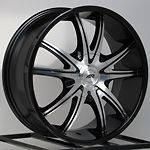 18 Inch Black Rims Wheels Chevy Silverado Tahoe Truck Avalanche GMC