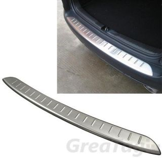 HONDA CRV STAINLESS STEEL REAR DOOR SILL BUMPER PROTECTOR COVER TRIM