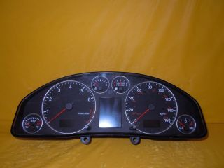 03 04 AUDI A6 ALLROAD SPEEDOMETER INSTRUMENT CLUSTER DASH PANEL 101K