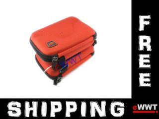 for Bike Bicycle * Red Pannier Front Tube Hard Pouch Bag Case ZVBY011