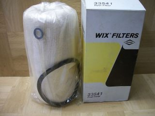 Detroit Diesel 12V, 16V, WIX FUEL FILTER 33541, MACK, PETERBUILT
