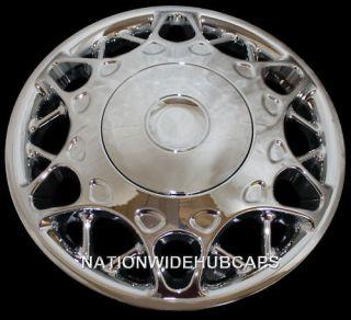 BUICK Bolt On CHROME Full Wheel Covers Rim Hub Caps Center Cap Rims