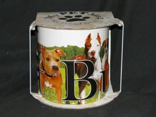 NIB Beautiful My Pet Mug Best Friend Series Cup 18oz Mug Americaware