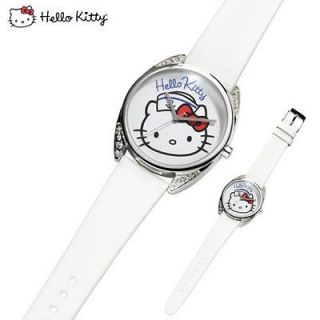 Avon NAUTICAL HELLO KITTY WATCH ~ Ideal Gift ~ New & Boxed