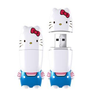 Mimobot Hello Kitty Classic 4GB Designer USB Flash Drive Memory Stick