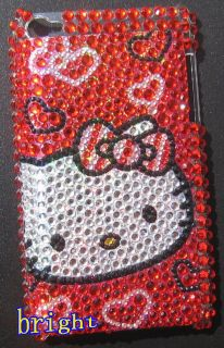 hello kitty ipod touch case in Portable Audio & Headphones
