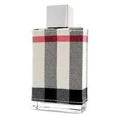 Chance 2 win Women Burberry London EDP Perfume Nova Check New in