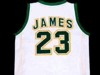 lebron james irish jersey in Sports Mem, Cards & Fan Shop