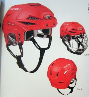 Easton stealth S9 Hockey Helmets with cage