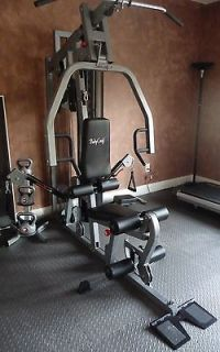 used home gyms in Multi Station Gyms