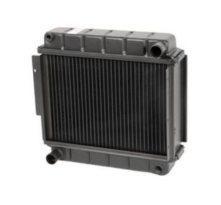 New John Deere 6X4 Gator Radiator with Diesel Engine AM121622 AM134400