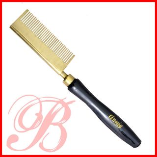 Annie Hot Comb Straightening Tools Size/Shape Choice