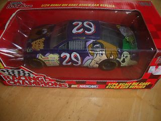 Cartoon Network Nascar Die Cast Car Racing Champions Scooby Doo