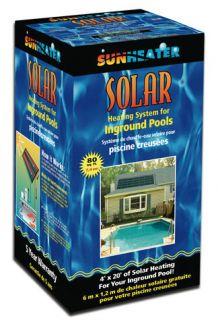 solar pool heater inground in Pool Heaters & Solar Panels