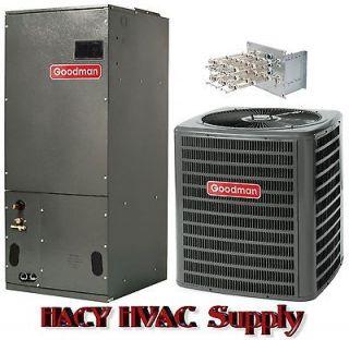 Ton 15 Seer Heat Pump System R410a__ASPF313716_SSZ140361_HKR