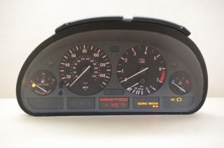 bmw e39 instrument cluster in Instrument Clusters