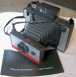 polaroid 104 land camera in Instant Cameras