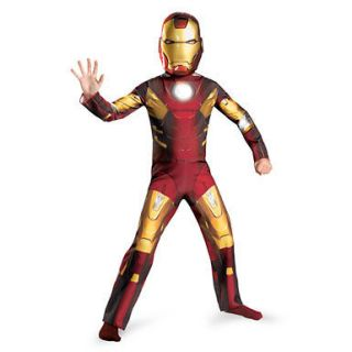 iron man costume in Boys