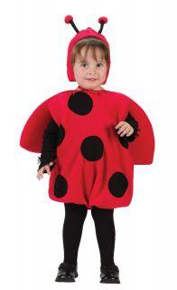 Infant Toddler Ladybug Lady Bug Costume Halloween