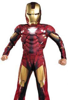 Iron Man 2 Mark VI Kids Superhero Halloween Costume