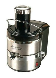 jack lalanne power juicer deluxe in Juicers