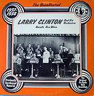 LARRY CLINTON AND HIS ORCHESTRA w/ BEA WAIN LP BIG BAND JAZZ SWING