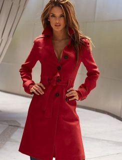red military jacket in Coats & Jackets