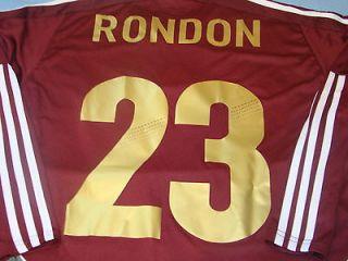 Venezuela soccer/football team Adidas jersey La Vinotinto FVF BNWT*