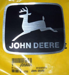 John Deere JD5604 Leaping deere decal 210 212 214 216 312 314 many