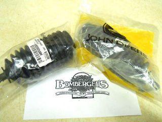 John Deere Gator Steering Rack Boot set fits 6X4, TH, TS, TX AM140845