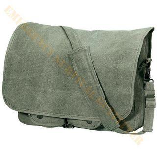 canvas messenger bag in Womens Handbags & Bags