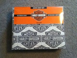 harley davidson bedding queen in Bedding