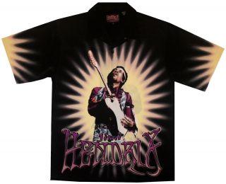 NEW Jimi Hendrix at Newport Pop Club Shirt, Dragonfly