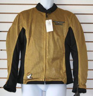 Joe Rocket Ladies Womans Large L Goldwing Millennium Mesh Jacket