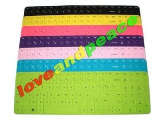 Silicone Keyboard Cover Skin Protector FOR HP Pavilion DV6 6C48US DV6