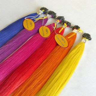 pink human hair extensions in Womens Hair Extensions