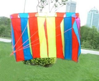 Gorgeous parachute soft kite Parafoil kite of excellent quality