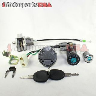 GY6 50CC 110CC 125CC 150CC SCOOTER MOPED KEY IGNITION SWITCH LOCK SET