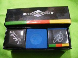 of THE BEST.BALABUSHKA CHALK for Pool Cue Billiard Stick shaft tip