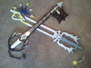 kingdom hearts keyblades in Animation Art & Characters