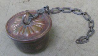 Vintage Perfection Kerosene Oil Heater Reservoir Tank Font Parts