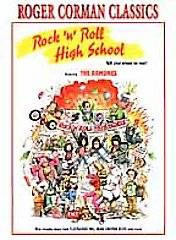 Rock N Roll High School DVD, 2001, Roger Cormans Classics