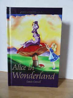 IN WONDERLAND BY LEWIS CARROLL BERRYLAND BOOKS ILLUSTRATED CLASSICS