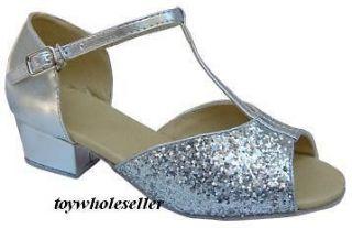 Girl Tango PasoDoble Latin Chacha Jive waltz Samba Jazz Dance Shoe