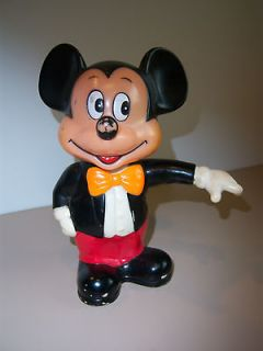 vintage mickey mouse bank in Contemporary (1968 Now)