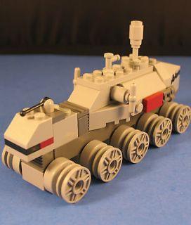 LEGO® brick STAR WARS MINI Republic TURBO TANK 20006 + Instructions