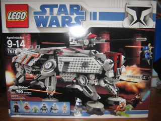 NEW LEGO STAR WARS 7675 AT TE WALKER ULTRA COOL ATTE AT TE UCS