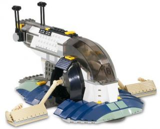 LEGO Star War Set 7153 SLAVE I 1 ORIGINAL Jango Fett Boba SHIP ONLY NO