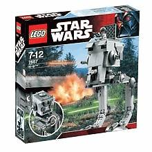 LEGO Star Wars Set #7657 AT ST